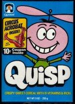 quisp and quake