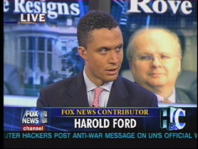 Picture of Harold Ford, Jr.