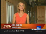 Julie Martin Weather Channel