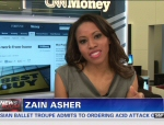 Picture of Zain Asher