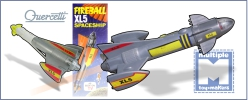 Fireball XL5 Replacement Parts