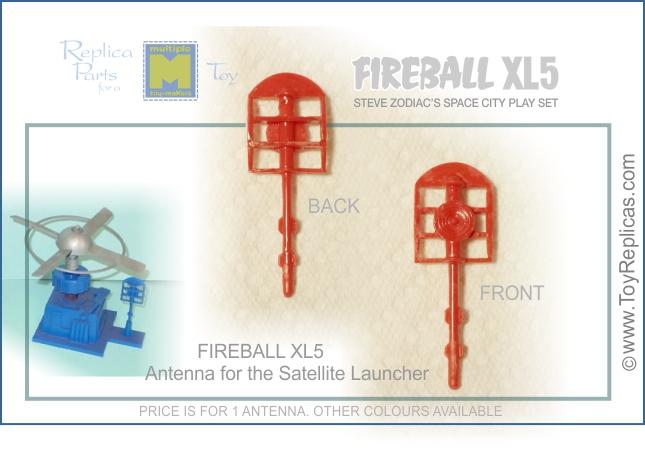 Fireball hand launcher